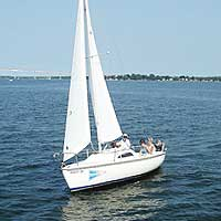 Basic Keelboat: ASA 101