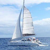 Cruising Catamaran (ASA 114)