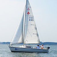 Osprey Class: (Daysailing Club) Chesapeake Sailing Club