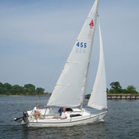 Private Instruction on our Capri 22 (Specialized Sailing Courses)