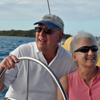 Instruction for Couples to Sail Safely in Harmony (Specialized Sailing Course)