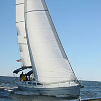 Yacht Charters in the Chesapeake Bay, Solomons and Annapolis
