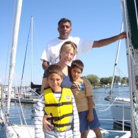 Bareboat Chartering with Kids