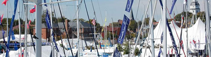 Annapolis Sailboat Show 2012